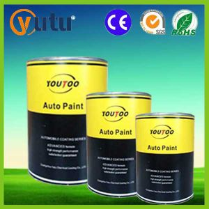 Spray Paint - Medium Coarse Silver Metallic Basecoat