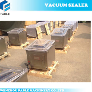 400mm Length Vacuum Packing Machine pictures & photos