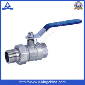Forged Brass Ball Valve with Union Used in Water (YD-1003) pictures & photos