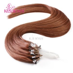 K. S Wigs Hot Sales Mirco Ring Hair Easy Ring Keratin Hair Extension pictures & photos
