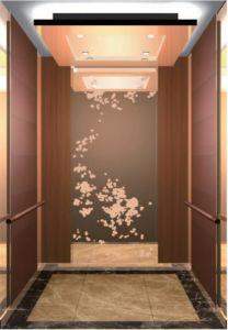 Passenger Elevator Lift Mirror Etched Mr & Mrl Aksen Hl-X-031