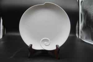 "Ceramic Dishes for Hotel Restaurant 9 ""Fairy Peach Dish pictures & photos"
