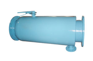 P Type Backwash Filter with 500 Micron Perforated Mesh pictures & photos