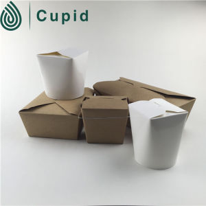Custom Printed Paper Rice/Noodle Boxes pictures & photos