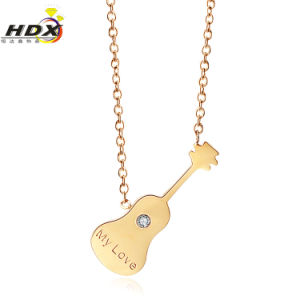 Fashion Ladies Necklace Stainless Steel Jewelry Necklace (hdx1146) pictures & photos