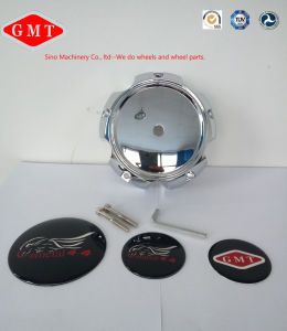 Plastic Alloy Wheel Center Cap pictures & photos