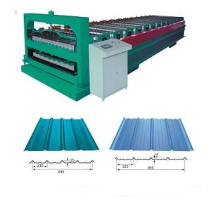 Roof Tile Forming Production Line