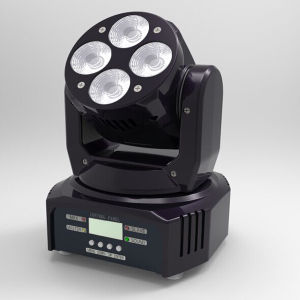 Remote Control 4X15W 6in1 Wash LED Moving Head Light pictures & photos