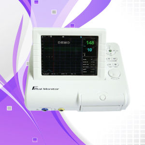 8.4-Inch Color LCD Single Fetal Monitor (RFM-300A) -Fanny pictures & photos