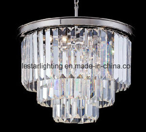Classic Round Crystal Chandelier Lamp (WHG-630) pictures & photos