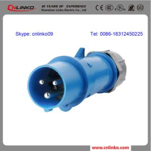 Industrial Plug Socket Connector/Connector 16A/32A 220V for Mining pictures & photos