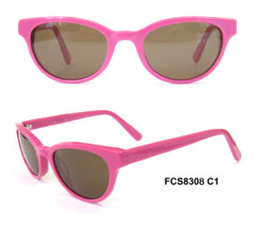 100% UV400 Kids Sunglasses Supplier in Stock pictures & photos