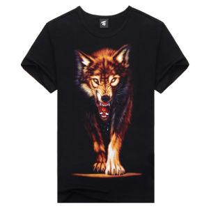Fashion 3D Printed Men T-Shirt (ZT018) pictures & photos