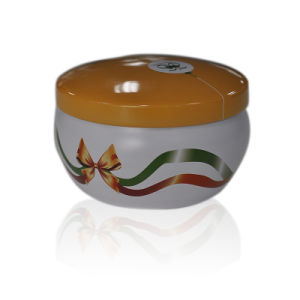 Home Decor Round Shape Tin Candle Box pictures & photos