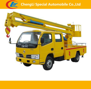 Dongfeng 4*2 High Rise Work Platform Truck pictures & photos