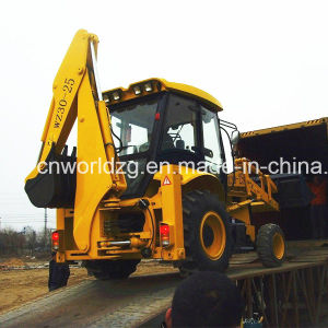 Construction Machine, Small Backhoe Loader for Sale pictures & photos