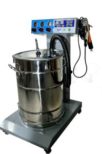 China Manual Powder Coating Machine for Metal Coating pictures & photos
