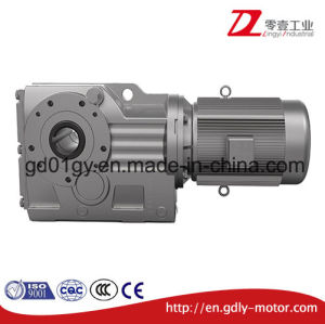 Bevel Helical Gear Motors pictures & photos