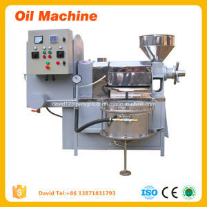 Moringa Oil Extractor Machine Edible Oil Processing Mill Equipment pictures & photos