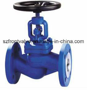 Cast Steel Bellow Sealed Globe Valves-Flanged End pictures & photos