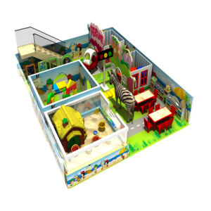 Shopping Mall Mini Children Candy Indoor Playground Equipment pictures & photos