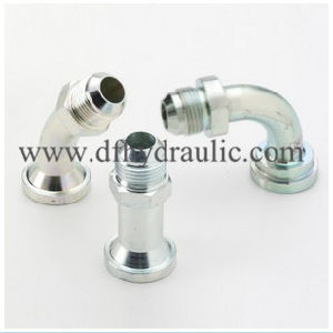Male Jic to Flange Code 61 Adapter pictures & photos