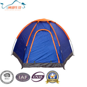 Single Layer Hexagon Camping Tent