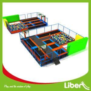 Kids Indoor Playground and Trampoline pictures & photos