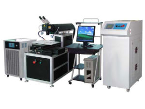 High Quality Stainless Steel Teapot Laser Welding Machine pictures & photos