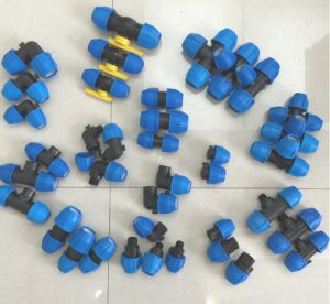 Various Size of New PP Plastic Compression Fitting pictures & photos