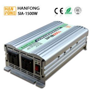 1.5kw 12V to 120V/220V Inverter/Onduleur for off Grid System (SIA1500) pictures & photos