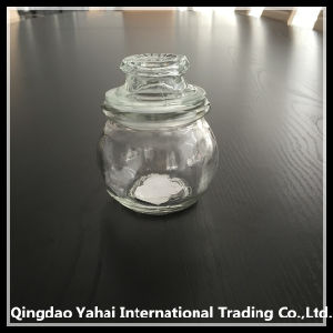 130ml Glass Spicy Jar with Glass Lid pictures & photos
