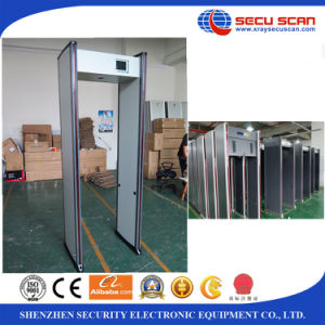 33 Zones IP65 Walk Through Security Gates for Factory, Bus Station pictures & photos