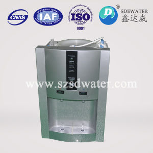 Desktop Water Dispenser with PP Filter pictures & photos