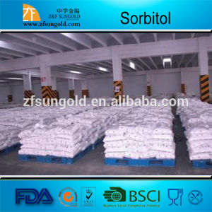 High Quality Sorbitol Sweetener, Food Additives Sorbitol Powder (CAS 50-70-4) pictures & photos