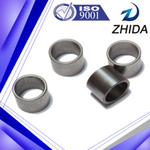 Iron Based Cylindrical Oiliness Bearing Sintered Iron Bushing pictures & photos