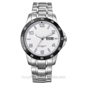New Style Japan Movement Stainless Steel Fashion Quartz Watch Bg459 pictures & photos