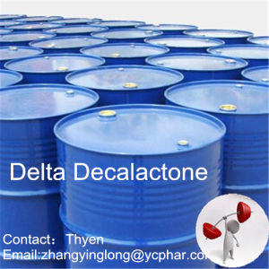 Natural Delta Decalactone with Competitive Price (705-86-2) pictures & photos