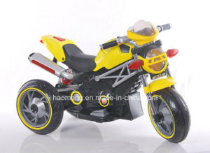 2016 New Popular Kids Electric Motorcycle for Children pictures & photos