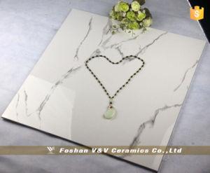 High Glossy Whites Glazed Floor Tile