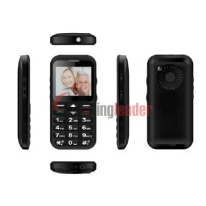 "2.2"" Dual SIM Card Senior Bar Phone with Ce (W82) pictures & photos"