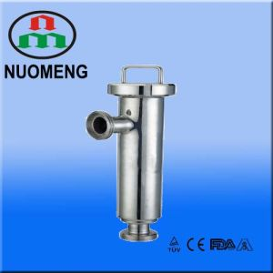 Sanitary Stainless Steel Threaded Angle Type Strainer (SMS-No. NM100506) pictures & photos