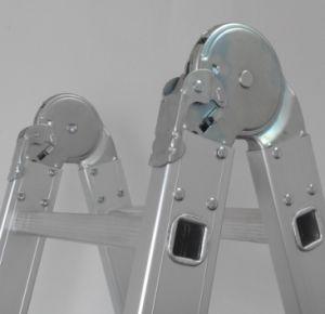 Aluminium Multi-Purpose A6X2 Ladder pictures & photos