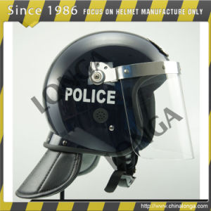 Modern Anti Riot Helmet and Police Riot Helmet