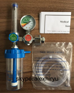 Heavy Duty Oxygen Regulator High Pure Gas Valve pictures & photos