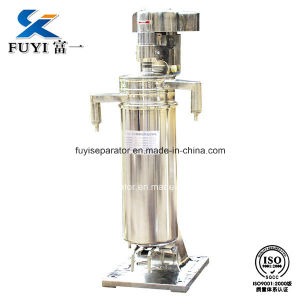 105 Gf Series Sugar and Honey Separation Tubular Separator Centrifuge