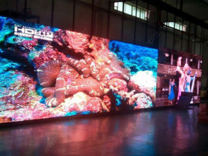 640X640mm LED Display Board of Outdoor P8 (SMD3535) pictures & photos