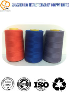 100% Poly-Poly Core-Spun Sewing Thread Wholesale Sewing Thread 50S/3 pictures & photos