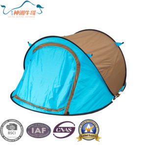 Backpacking Carbin Dome Instant Tent with Vestibule