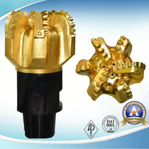 "12 1/4"" 6 Blades Matrix Body M 422 PDC Drill Bit for Oil Drilling"